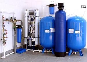 Системы очистки воды для гостиниц