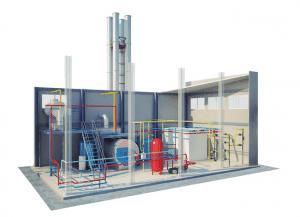 Система очистки воды для производств и котельных